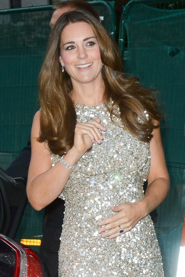 Kate Middleton on Red Carpet Pic