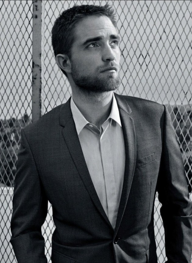 Robert Pattinson for Harper's Bazaar Arabia