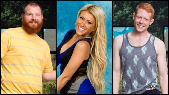 Big Brother 15 Finalists