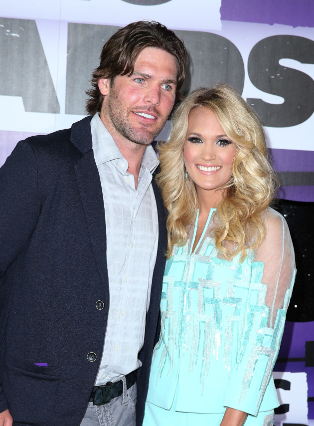 Carrie Underwood and Mike Fisher Picture