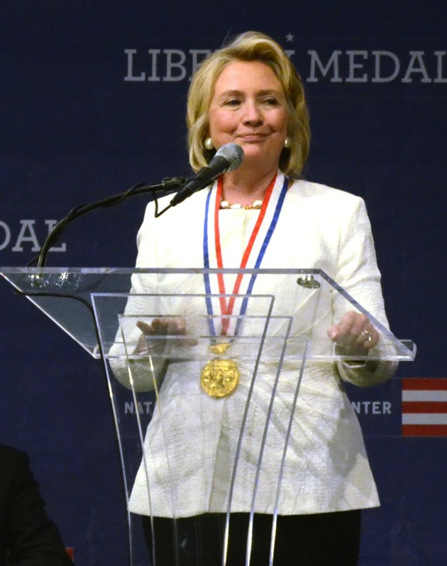 Hillary Clinton Photograph