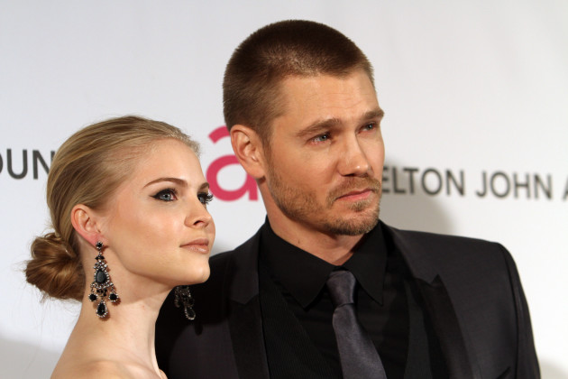 Kenzie Dalton and Chad Michael Murray
