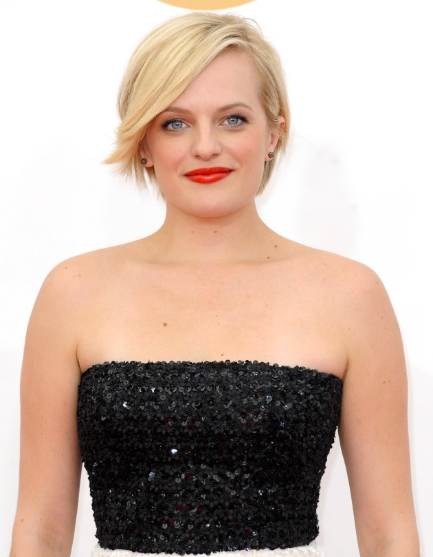 Elisabeth Moss at the Emmys
