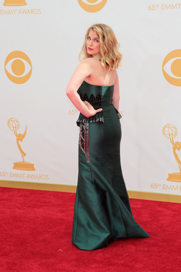 Anna Chlumsky at the Emmys