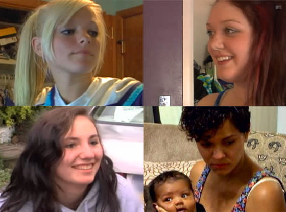 Teen Mom 3 Cast Pics