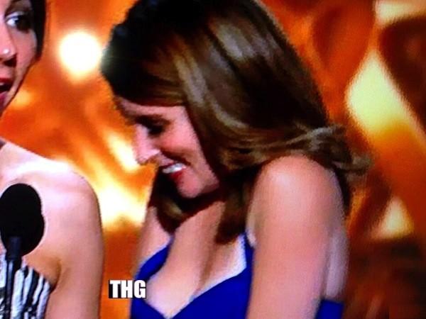 Tina Fey Nipple Slip