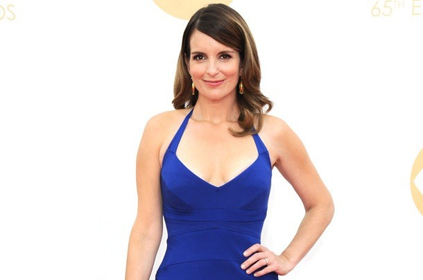 Tina Fey Emmy Dress