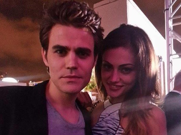 Paul wesley dating phoebe