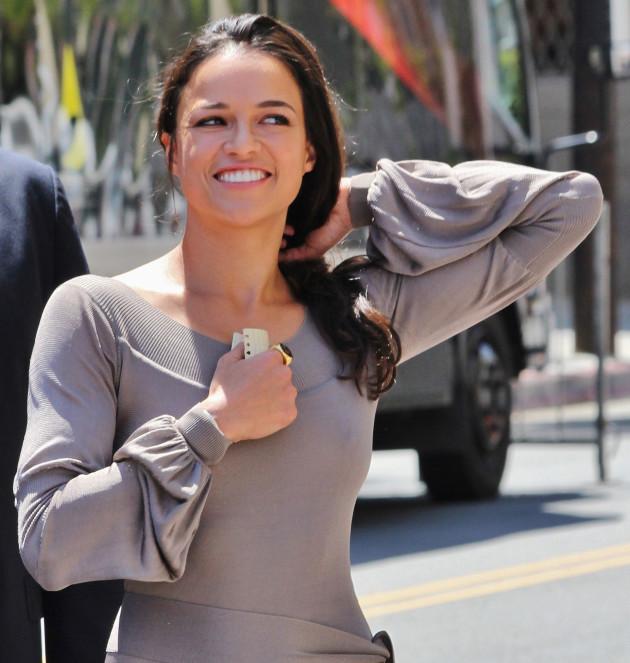 Michelle Rodriguez Photograph