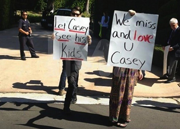 Casey Kasem Children