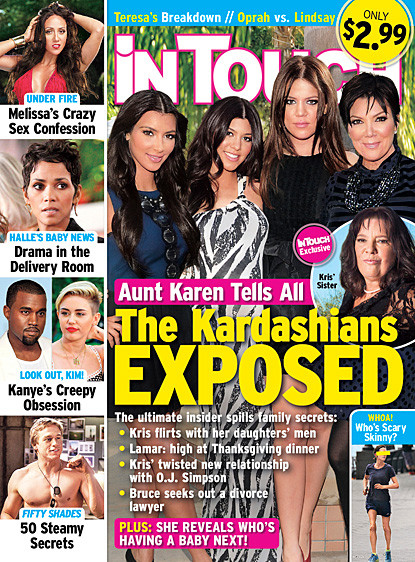 Exposing the Kardashians