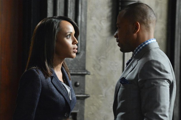 Scandal Season 3 Premiere Photo