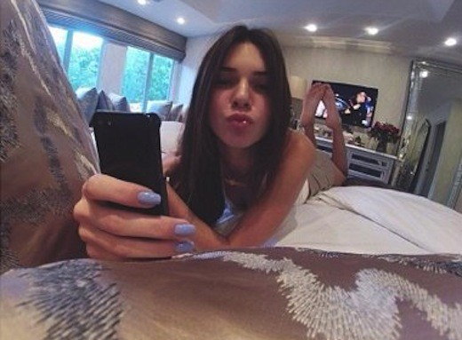 Kendall Jenner Instagram Pics: Inappropriate or In Good Fun? - The ...