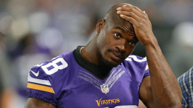 Adrian Peterson Picture