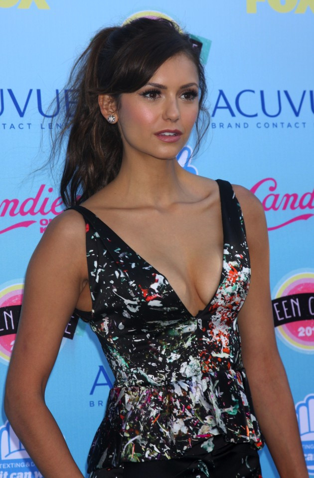 Nina Dobrev is Pretty