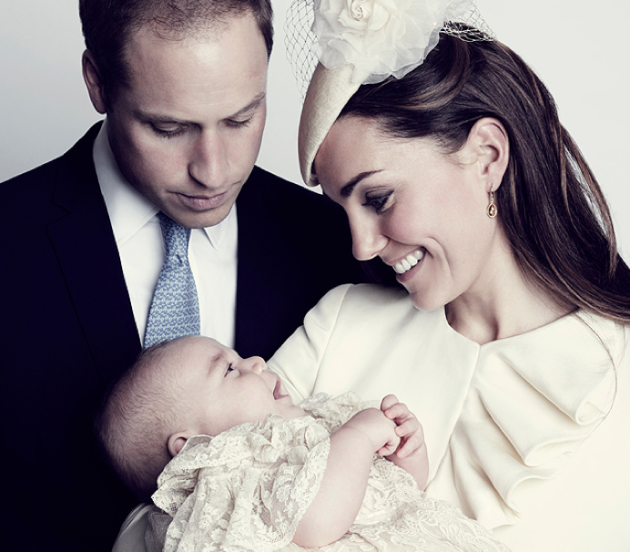 Kate Middleton, Prince William, Prince George