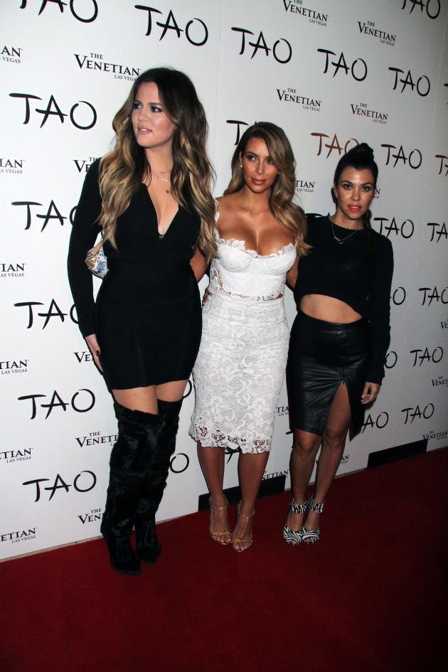 The Kardashians in Vegas
