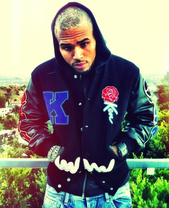 Chris Brown on Instagram