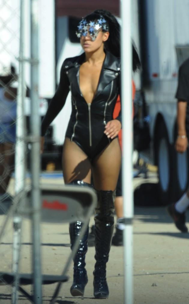 Britney Cat Suit