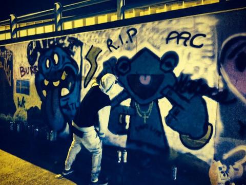 Justin Bieber Honors Pac