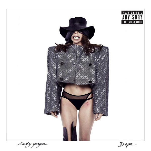 Lady Gaga Dope Cover