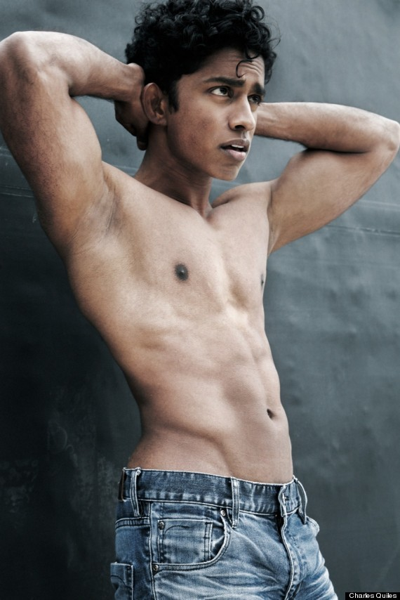 Rajiv Surendra Goes Topless