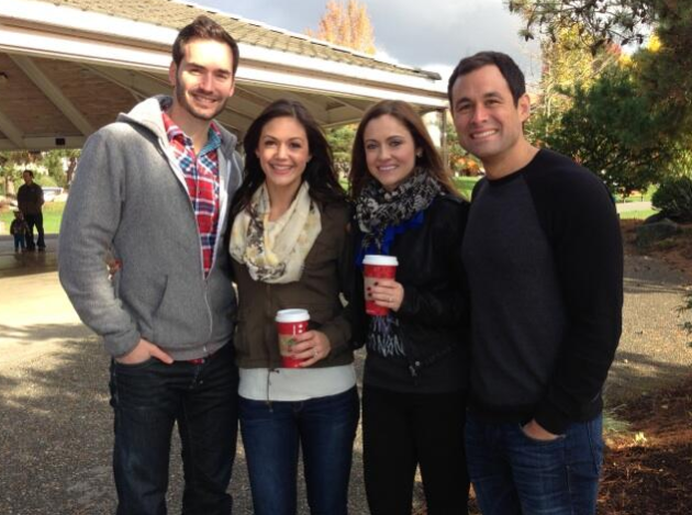 Desiree Hartsock, Chris Siegfried, Jason Mesnick, Molly Mesnick