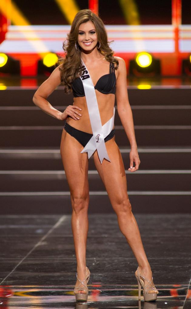 Erin Brady Bikini