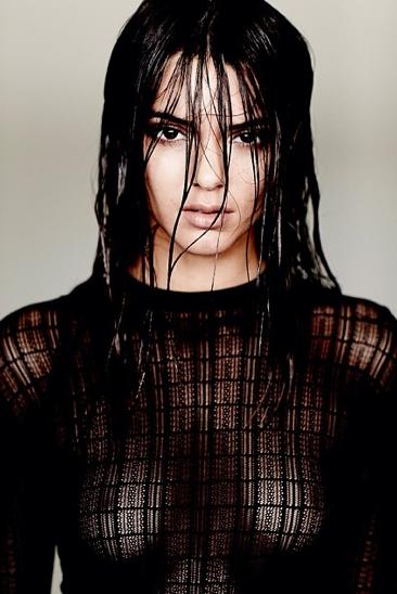 Kendall Jenner Racy Photo