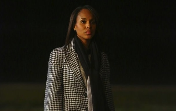 Olivia on Scandal