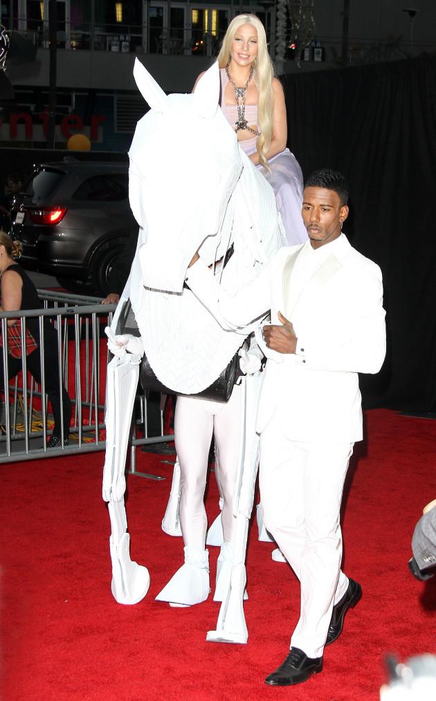 Lady Gaga at American Music Awards