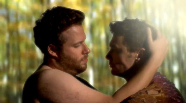 Seth and James