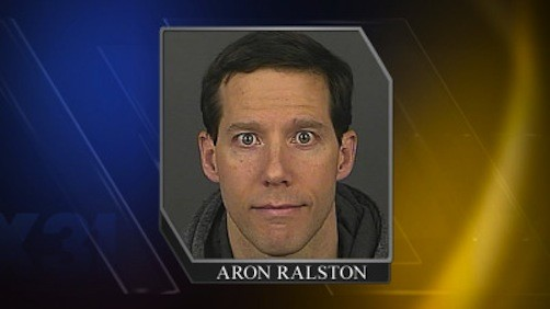 Aron Ralston Mug Shot