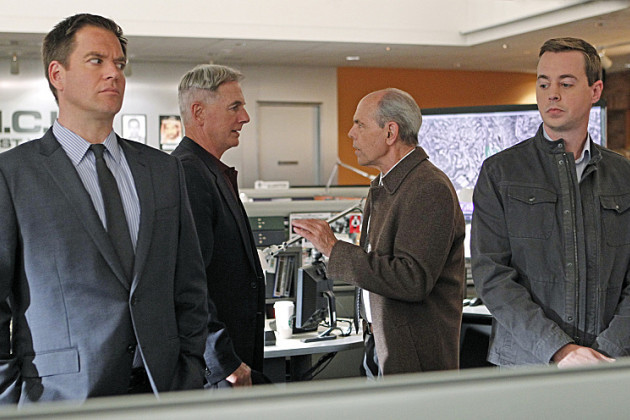 Awkward NCIS Photo