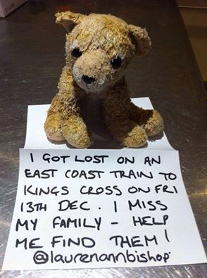 Lost Lion Found