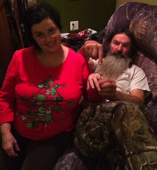Phil and Kay Robertson Photo