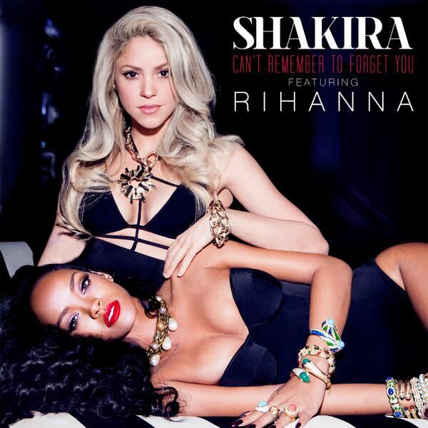 Shakira and Rihanna Duet Pic