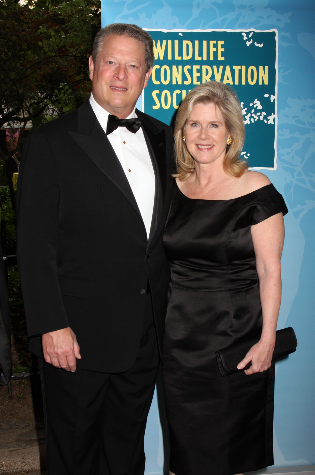 Al Gore and Tipper Gore Pic