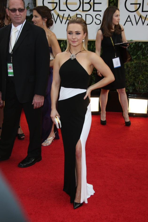 Hayden Panettiere at 2014 Golden Globes