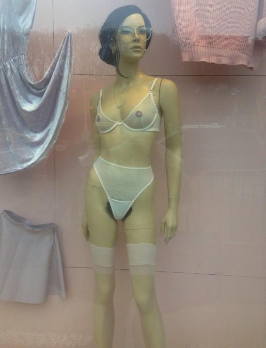 American Apparel Mannequin