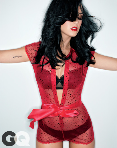 Katy Perry GQ Pic (February 2014)