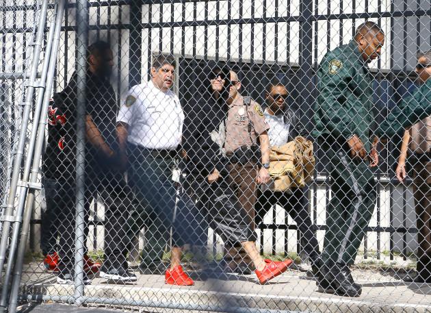 2014 Justin Bieber Jail