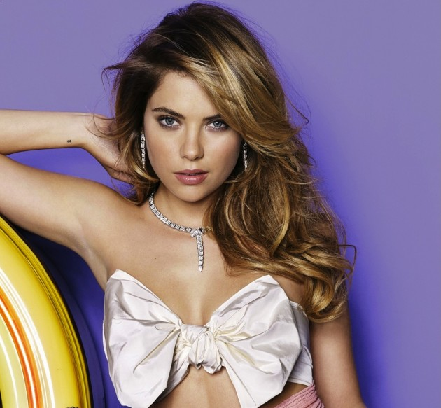 Ashley Benson in Cosmopolitan