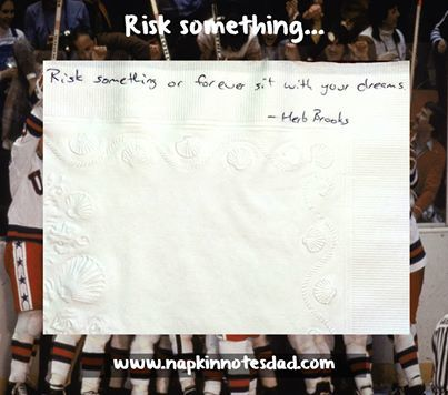 Risk Something