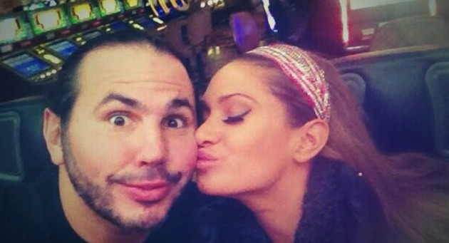 Matt Hardy, Wife