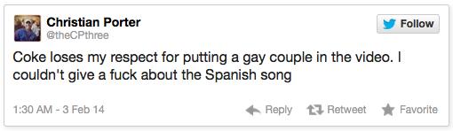 Homophobic, Too!