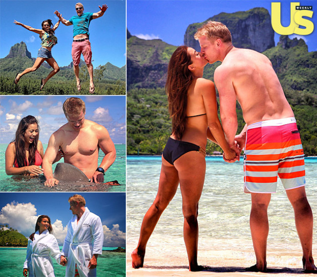 Sean Lowe, Catherine Giudici Honeymoon Pics