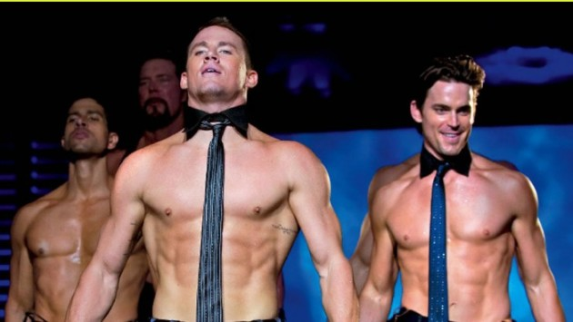 Magic Mike Men