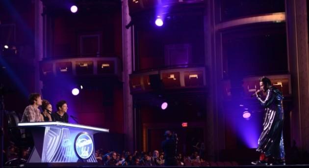 American Idol Season 13 Scene