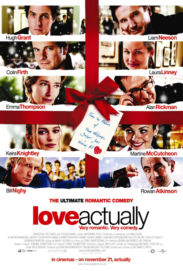 Love Actually Poster